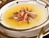 Рецепт густого гусиного супа из потрохов