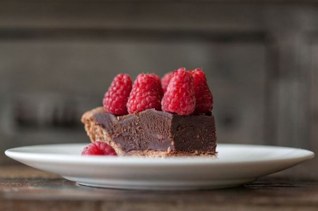 Трюфельный тарт