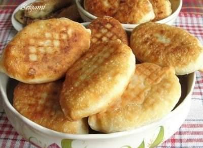 Пирожки на молоке и дрожжах. Рецепт вкусных пирожков