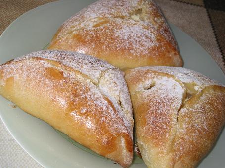 пирожки с творогом рецепты