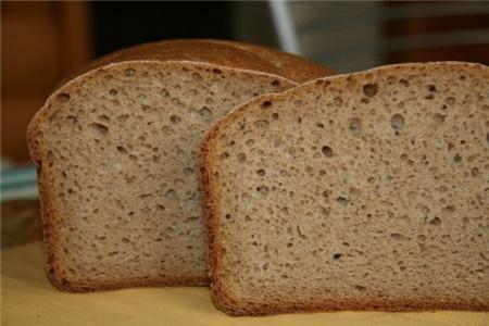 Хлеб ржаной в хлебопечке. Как приготовить домашний, свежий ржаной хлеб при помощи хлебопечки?