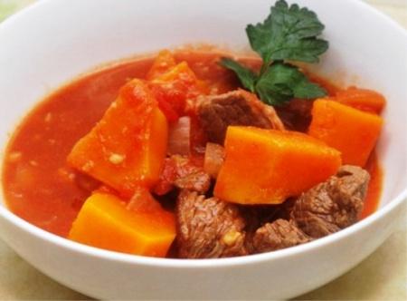 Рецепт «Мясо с тыквой». Как вкусно и правильно приготовить мясо с тыквой – универсальный рецепт.