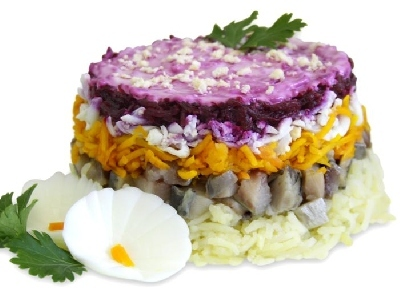 Рецепты салатов бахетле. Вкусные салаты домашние