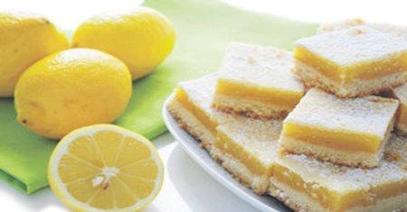 фоторецепт лимонное печенье