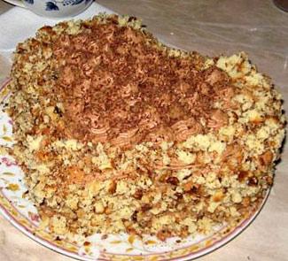 Торт «Любящее сердце» к 14 февраля. Рецепт замечательного, романтического десерта ко дню всех Влюбленных.