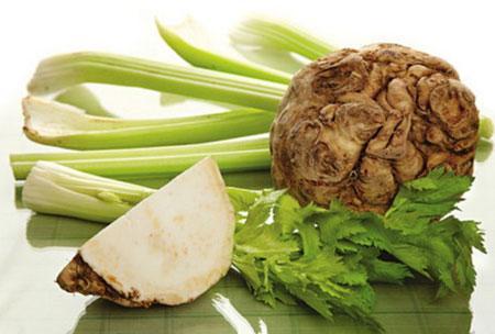 Сельдерей черешковый. Рецепты блюд из сельдерея