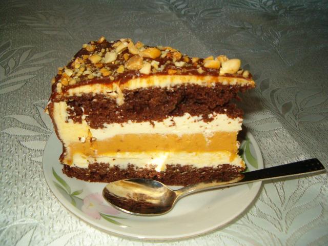 Рецепт необычного торта в домашних условиях