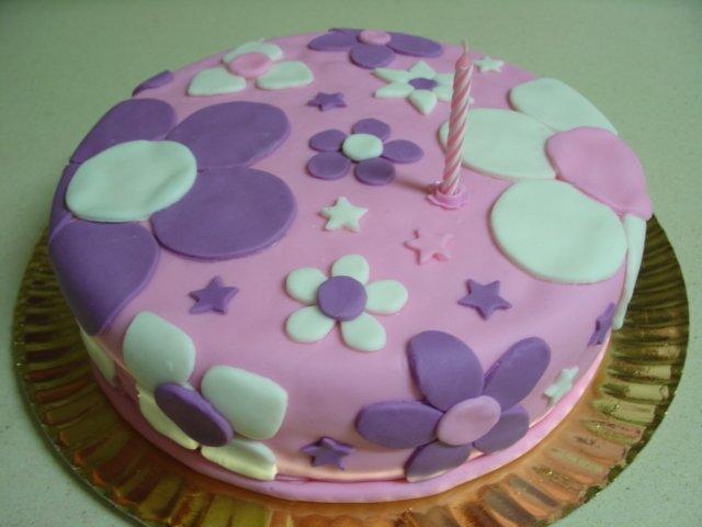 Рецепт детских тортов из мастики пошаговый рецепт с