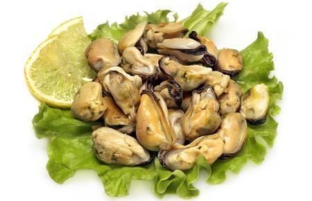 Маринованные мидии – великолепная закуска из морепродуктов. Отличный рецепт на 8 марта.