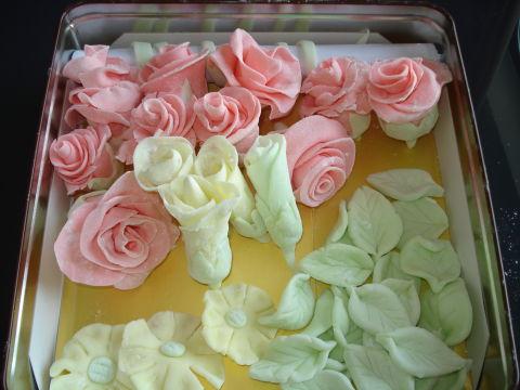 рецепт сладкой мастики для торта