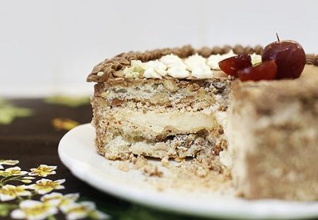 «Киевский» торт - рецепт с фото. Как самостоятельно приготовить вкуснейший торт «Киевский»?