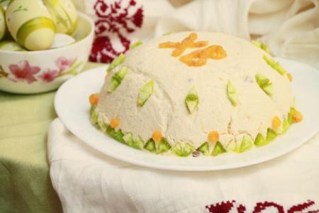 Рецепт приготування паски. Как в домашних условиях приготовить праздничную творожную паску?