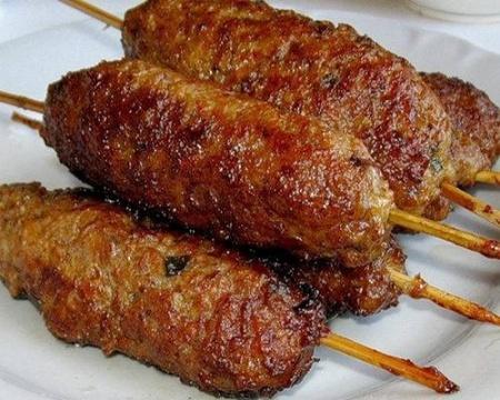 Рецепт кебаба