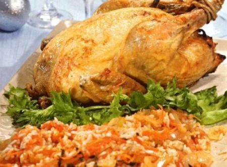 Рецепт курицы с черносливом