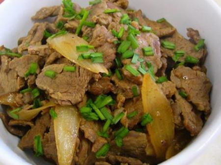 Рецепт баранины с чесноком