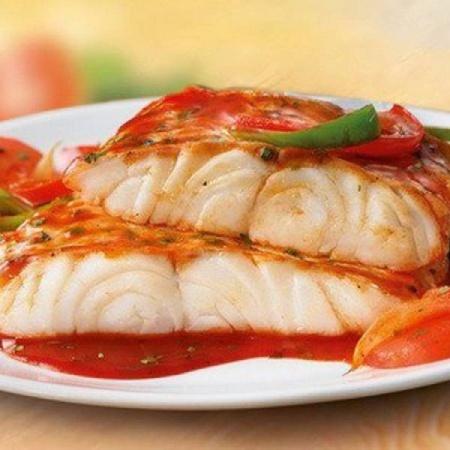 Рецепт рыбы по-французски в белом вине
