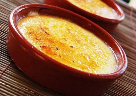 Рецепт каталонского крема Crema catalana