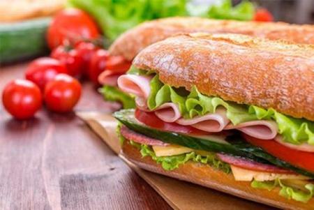 Вкусные рецептики сэндвичей