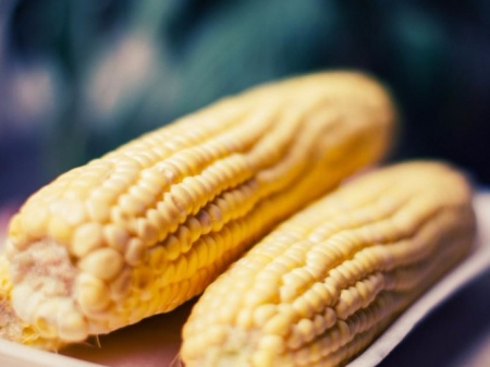 Сладкие блюда из кукурузы