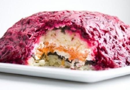 «Селедка под шубой» - классический рецепт