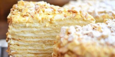 """Рецепт пирожных муравейник """"Лайт"""""""