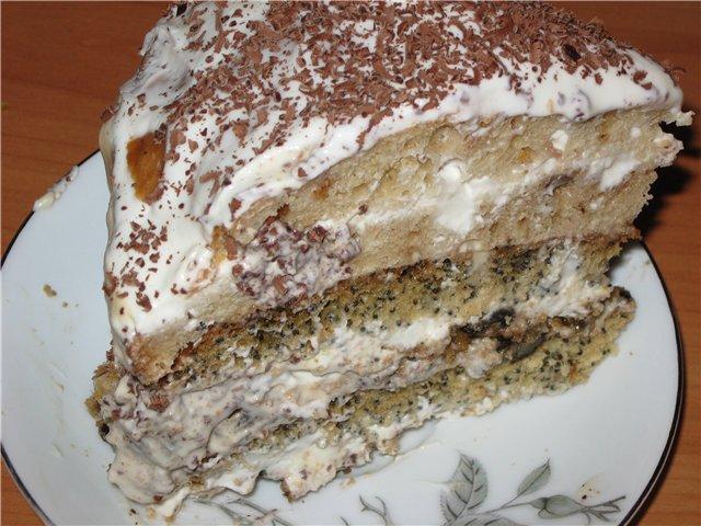 Нежные и вкусные торты рецепты в домашних условиях