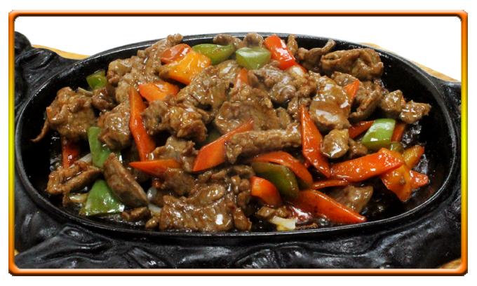 Как приготовить мясо с овощами на сковороде