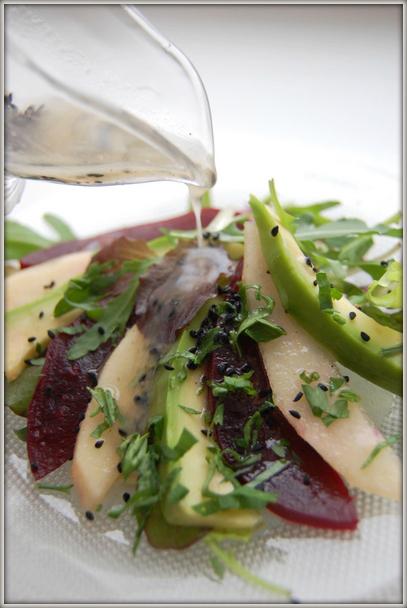 Салаты с грушей и авокадо к посту рецепты с фото