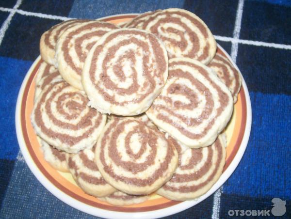 Рулет из печенья без выпечки рецепты пошагово