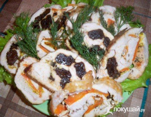 Салат с копченой грудкой рецепты пошагово
