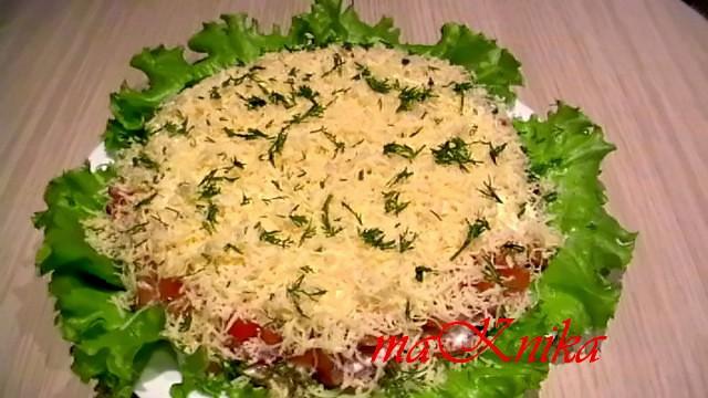 Простые салаты на скорую руку рецепты из простых продуктов к шашлыку
