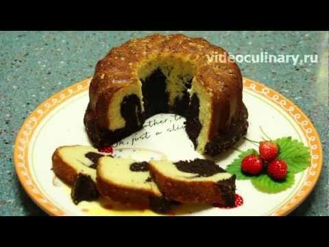 Торт зебра от бабушки эммы
