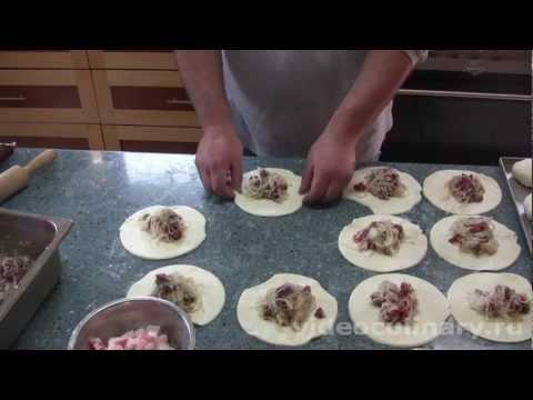 Видео как приготовить самсу в домашних условиях